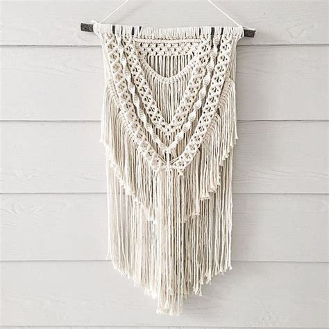 Make Macrame Wall Hangings - best 25 macrame wall hangings ideas on