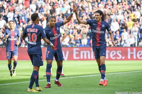 psg ligue  matchs psg   sco angers
