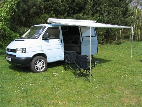 rv awning canvas camper van awnings rainwear