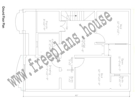 30 feet in meter 30 215 40 feet 108 square meters house plan