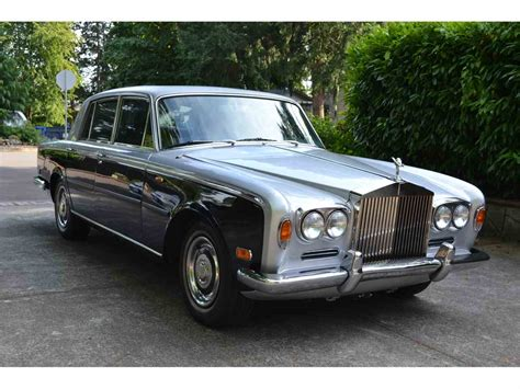 rolls royce silver shadow 1972 rolls royce silver shadow for sale classiccars com