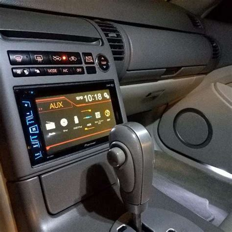 infiniti g35 stereo infiniti g35 jdm din dash kit installation