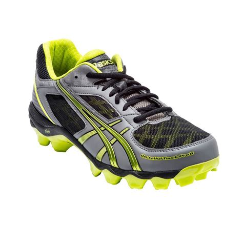asics touch football shoes asics gel lethal touch pro 5 mens turf shoes footwear