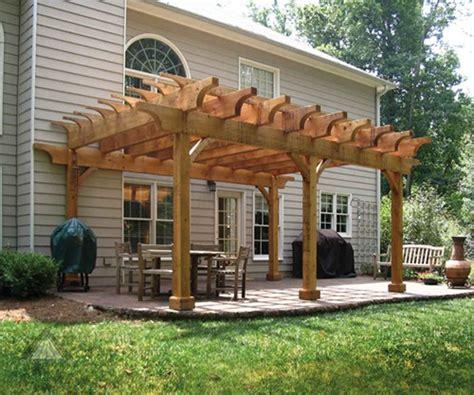 wood pergolas designs pergola builders