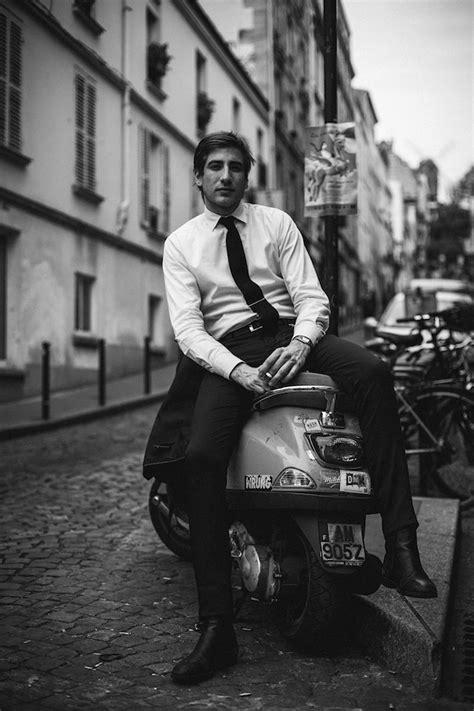 365 días retratando a los parisinos