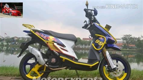 Adaptor Stang X Ride modifikasi motor trail klx