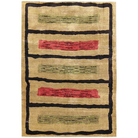 Mid Century Modern Rugs Mid Century Modern Design Turkish Rug For Sale At 1stdibs