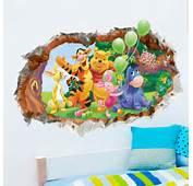 Achetez En Gros Winnie Pooh Stickers Muraux Ligne &224 Des Grossistes