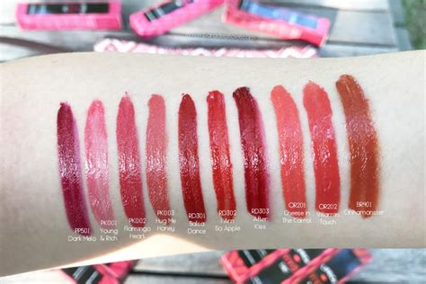 Etude House Lip Rich Tint Rd301 drench and nourish your with colour with etude