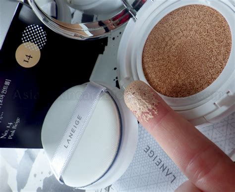 Laneige Bb Cushion Pore Malaysia my asian skincare story laneige bb cushion pore no 13 true beige and no 14 pink beige
