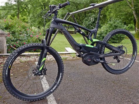 lapierre gets weight back and for the new trail