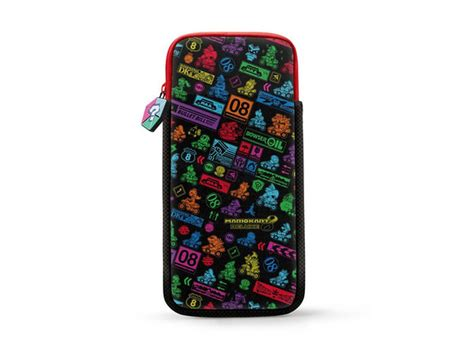 Switch Multi Pouch For Nintendo Switch Mario Kart 8 1 nintendo switch multi pouch mario kart 8 deluxe by