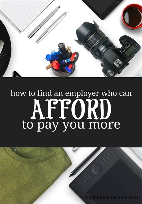 How To Search On By Employer How To Find Employers Who Can Afford To Pay You More Single Income