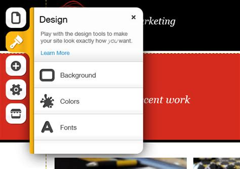 design icon wix homepage builder on steroids is wix com going to disrupt