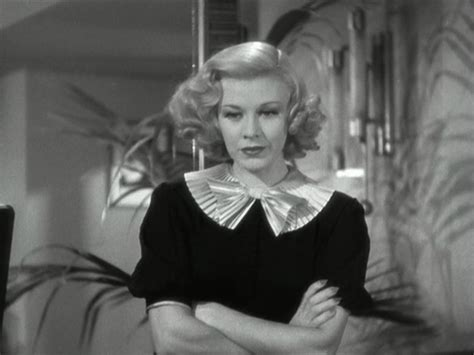 swing time ginger rogers what ginger wore