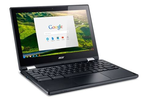 Laptop Acer Hybrid acer chromebook r11 a hybrid notebook and tablet based