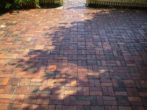 common paving patterns and styles