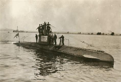 u boat us coast german wwi u boat found after 100 years missing at sea