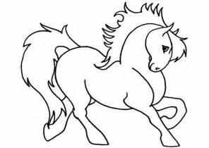 pony coloring pony coloring pages coloring ville