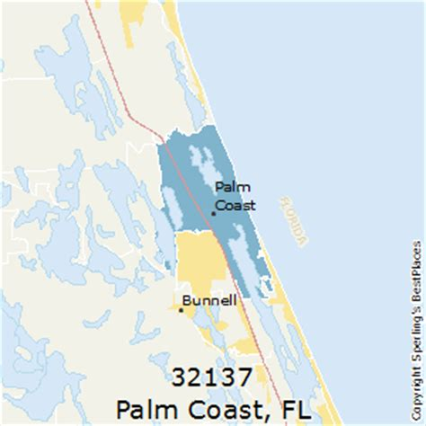 palm coast sections best places to live in palm coast zip 32137 florida
