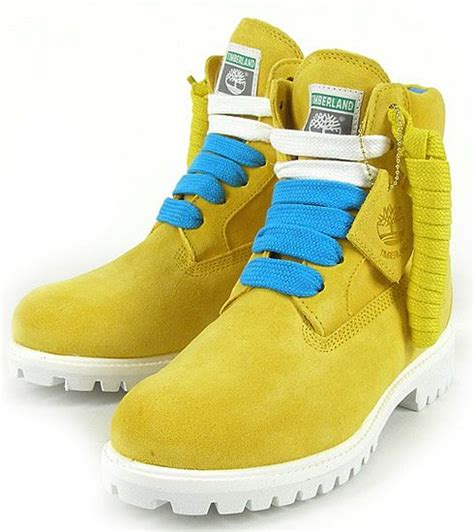 colored boots timberland 6 inch premium spin shoesshoe