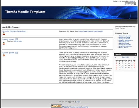 moodle course template free templates 187 moodle 187 binary waves