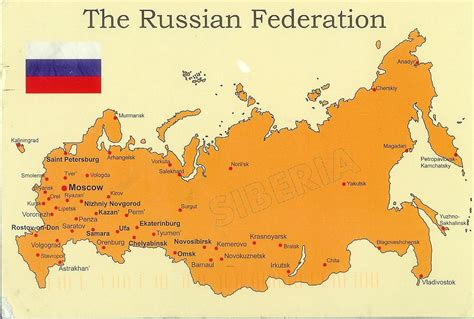 map russia map of the russian federation remembering letters and postcards