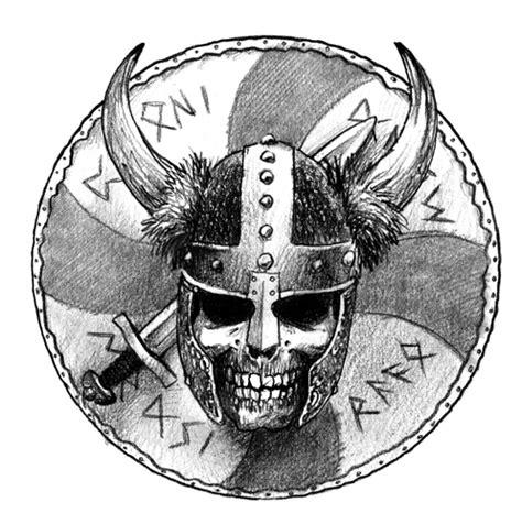 luca tarlazzi illustratore vichinghi stemma 2