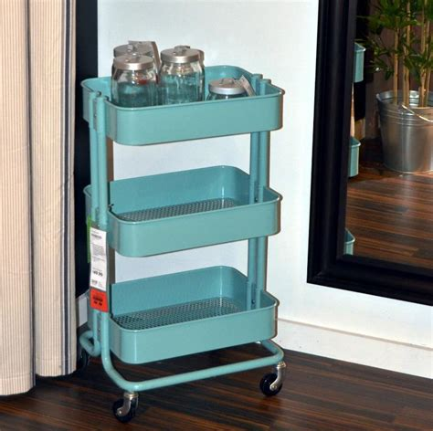 rolling carts ikea ikea blue rolling cart 28 images buy kitchen cart