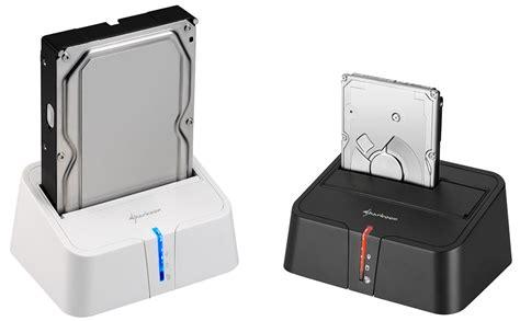 Quickport Starter Kit Sharkoon Announces Quickport Xt Series Hdd Docks