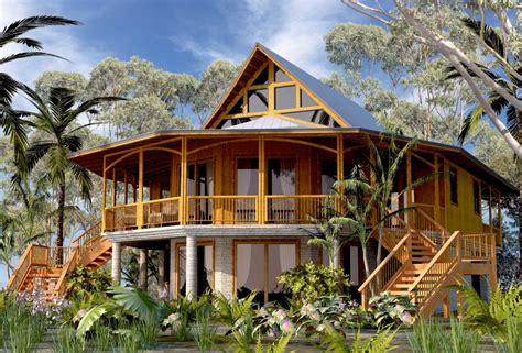 bamboo house design bamboo house futurama pinterest bamboo house house and architecture