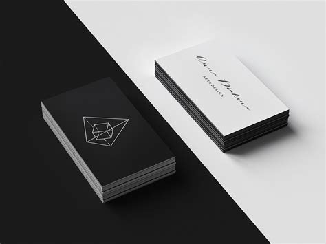 letterpress business card psd mockup template letterpress business cards mockup freebie