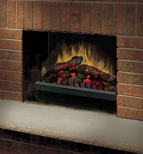 18 electric fireplace insert 23 18 quot dimplex deluxe electric fireplace insert