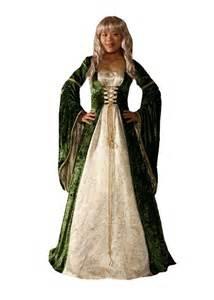Ladies medieval renaissance costume and headdress costume 1252 php