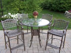 Aluminium Patio Furniture Sets Easy Care Aluminum Patio Furniture Outdoor Patio Ideas