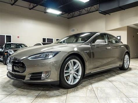 2015 Tesla Sedan 5yjsa1e26ff106100 2015 Tesla Model S 70d Sedan Msrp K