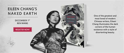 chang books book talk eileen chang s earth china institute