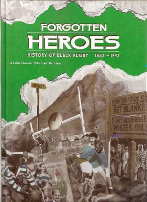 black and a forgotten history books rugby forgotten heroes the history of black rugby in