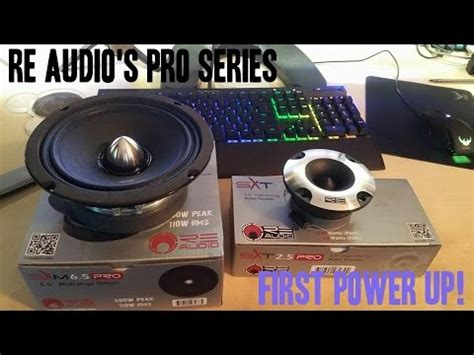 Speaker Power Up S08 pro audio series power up