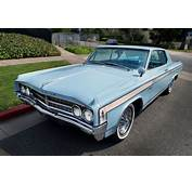 1963 Oldsmobile Starfire Coupe  Muscle Car