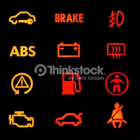 Fehlermeldung Auto by Dashboard Symbole Stock Foto Thinkstock