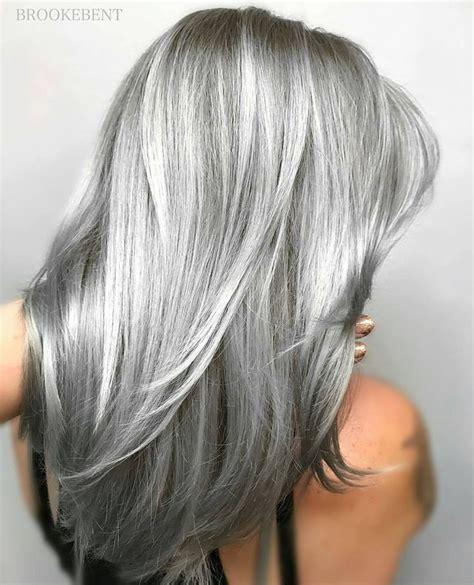 grey funky hair 10 best ideas about gray hair on pinterest gray hair