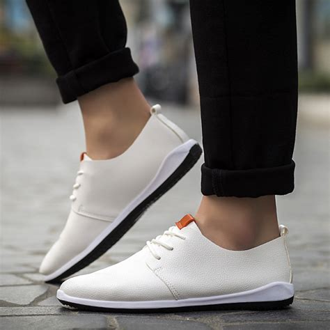 Sandal Pria Mun Cen Hitam Putih get cheap shoe style aliexpress alibaba