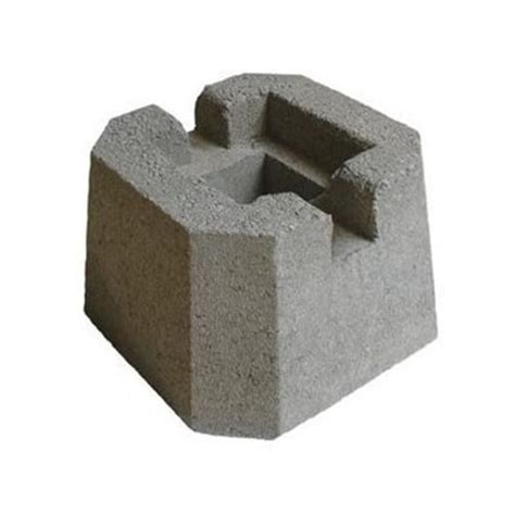 oldcastle deck support block lowe s canada