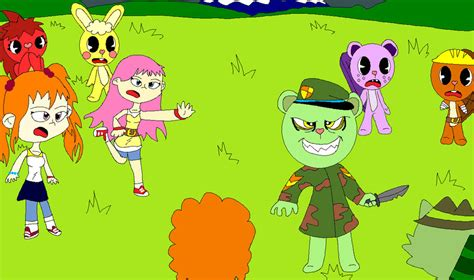 The Return of Evil Flippy   Happy Tree Friends Fanon Wiki