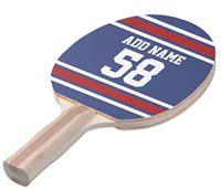 personalised table tennis bat best table tennis gift ideas