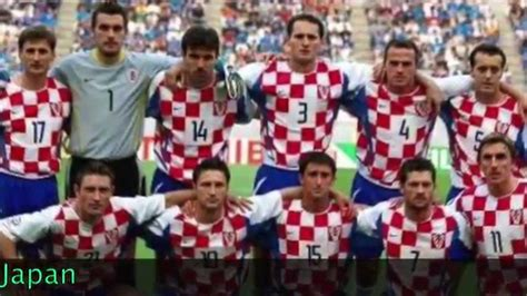 overview of croatia national football team fifa world cup