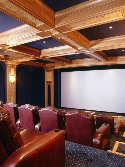 family friendly home theaters  diynetworkcom diy