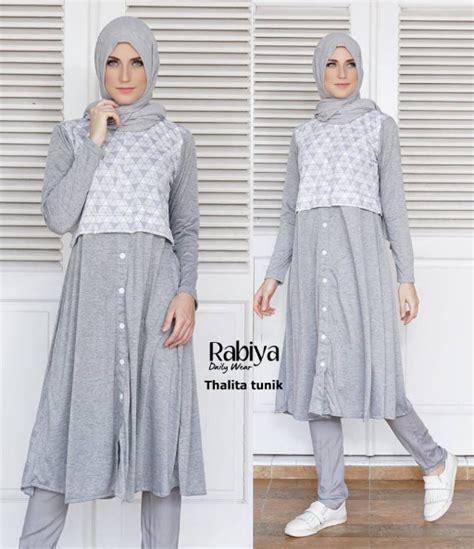 Gambar Model Baju Muslim 2016 Contoh Foto Baju Muslim Modern Terbaru 2016 Gambar Baju