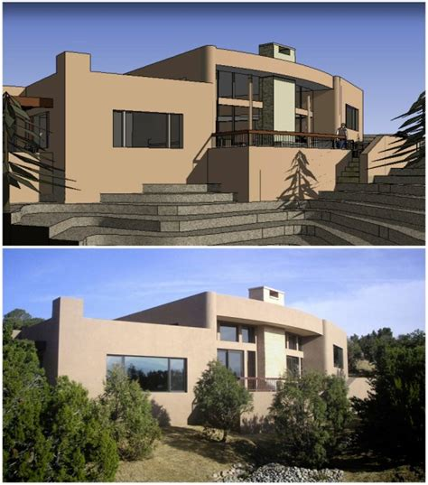 Home Design Using Google Sketchup by Turning Sketchup Models Into Real Buildings Google Earth